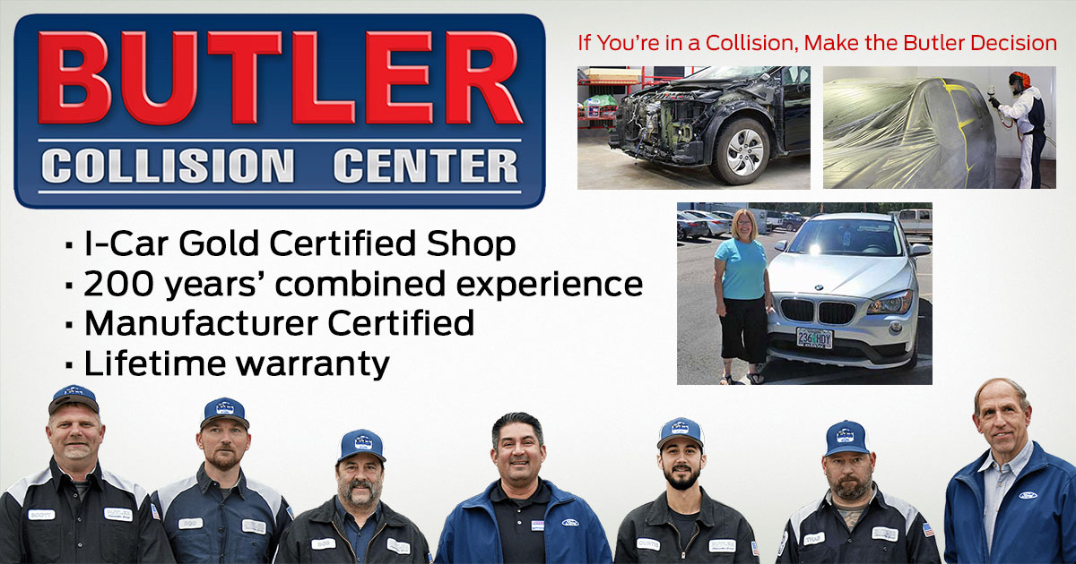Your Auto Body Collision Repair Center Southern Oregon